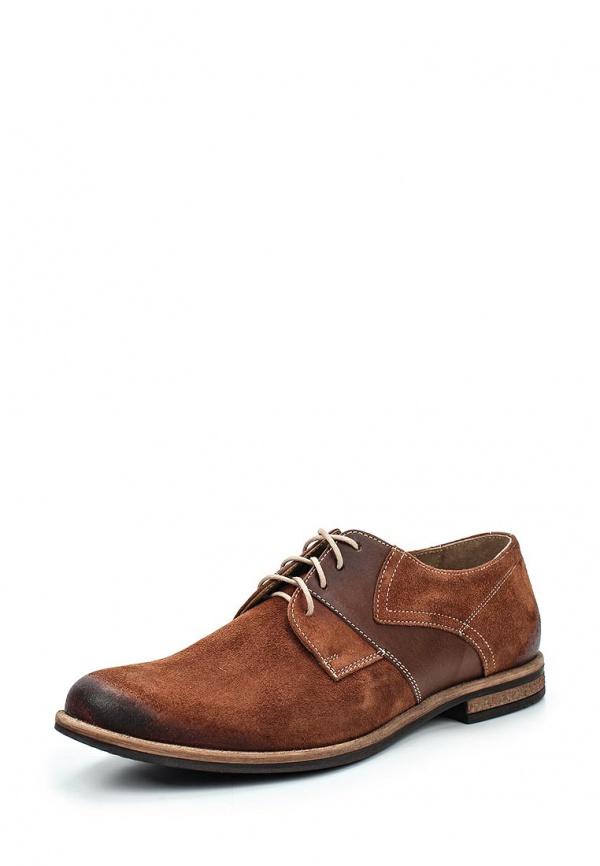 Туфли Domeno 2665 коричневые