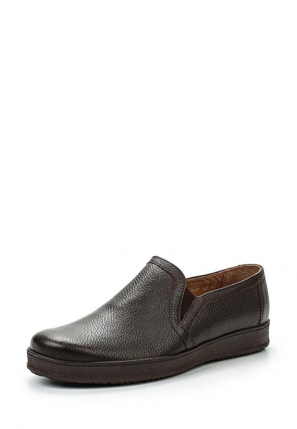 Туфли Salamander 25161 коричневые