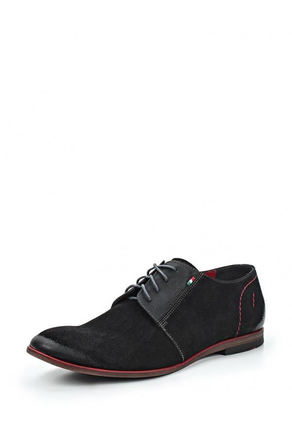 Туфли Domeno 3064 чёрные