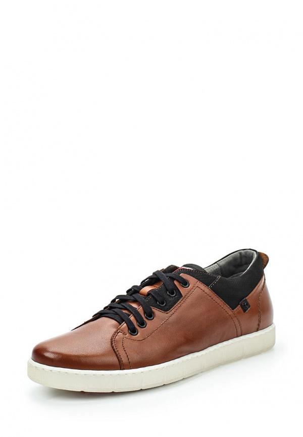 Кеды Domeno 3159 коричневые