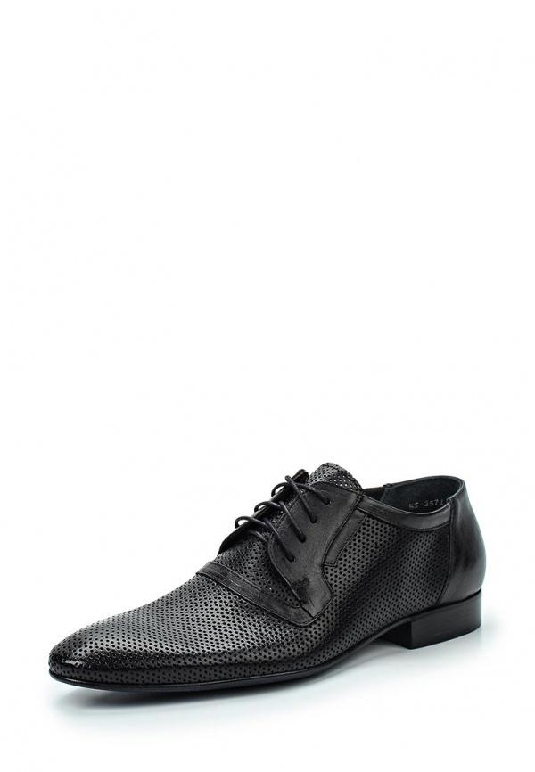 Туфли Domeno 2571 чёрные