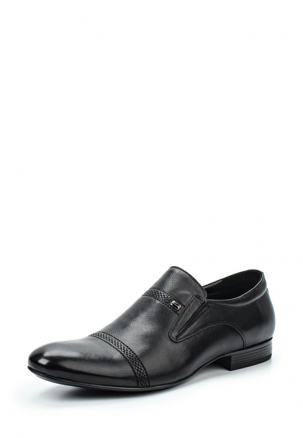 Туфли Hortos 657253/01-01 чёрные