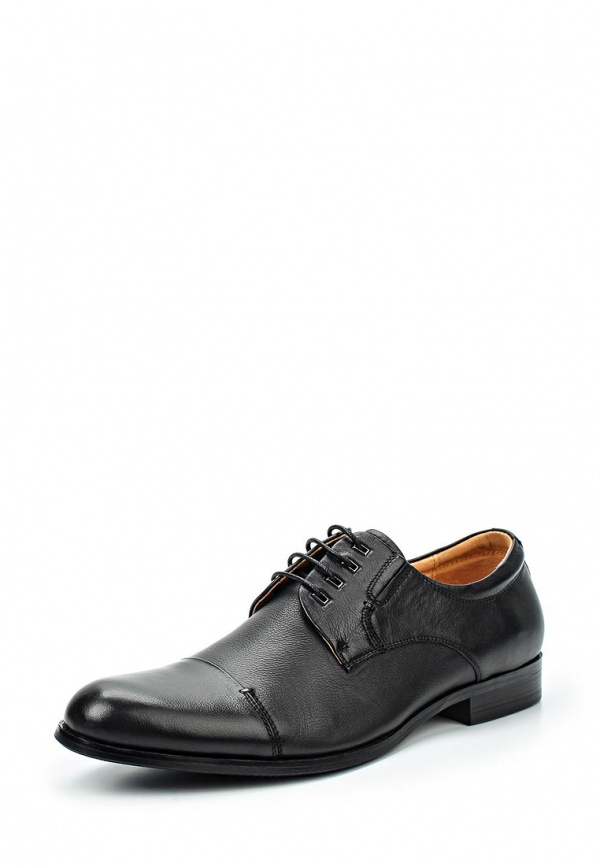 Туфли iD! Collection 657153/05-01 чёрные