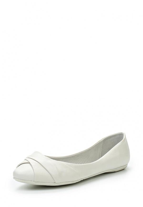 Балетки Dino Ricci Trend 1801-27-01 белые