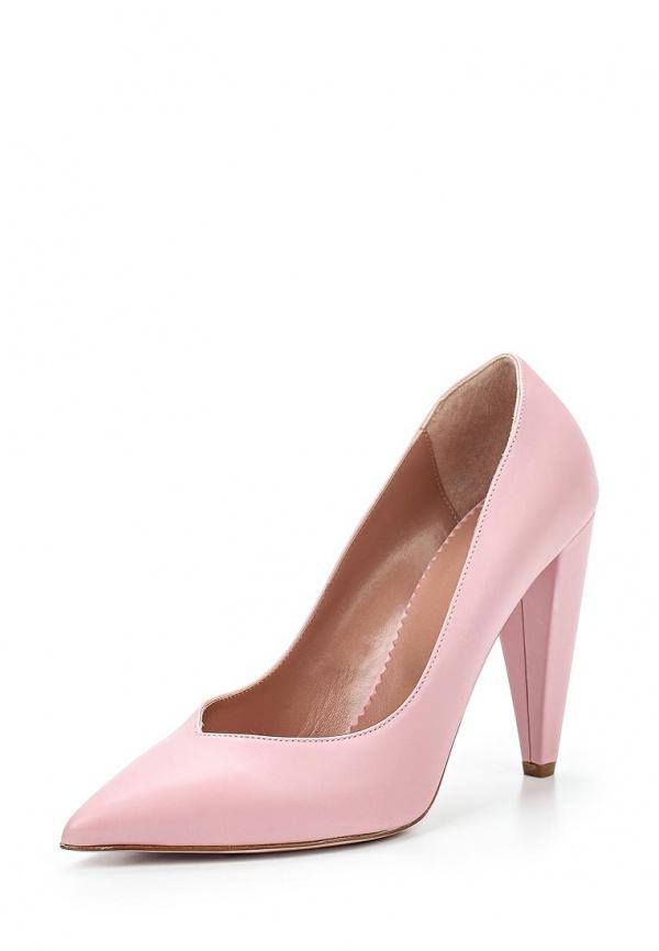 Туфли Red Valentino IQ0S0575VIT розовые