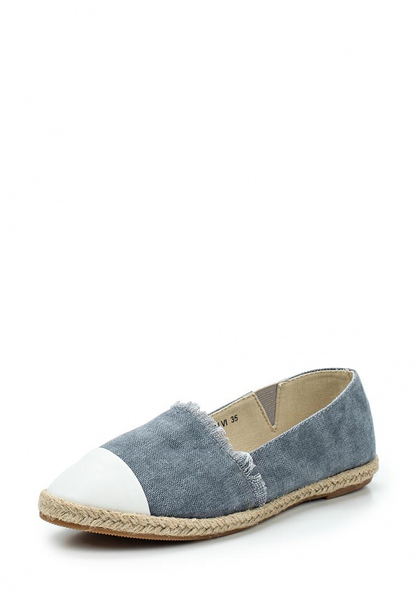Эспадрильи Retro Shoes CALVI голубые