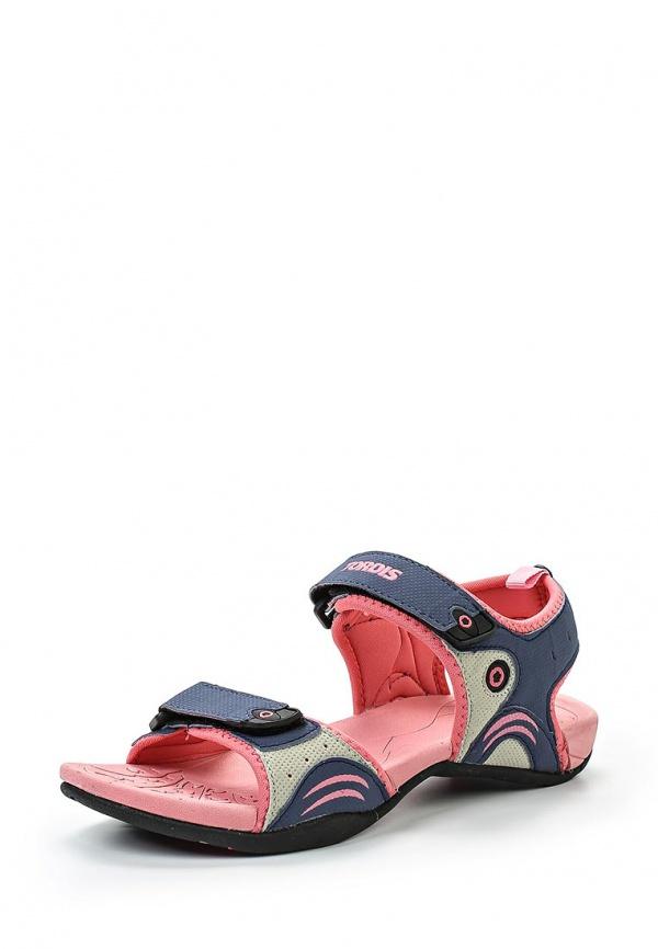 Сандалии TORDIS 623-07-01-17 розовые