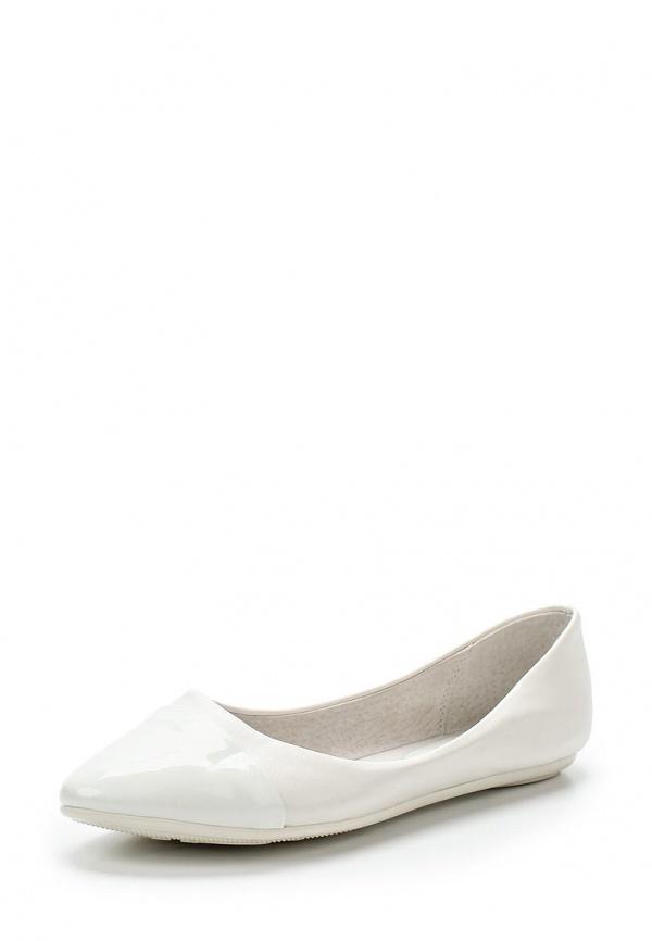 Балетки Dino Ricci Trend 1801-03-01 белые