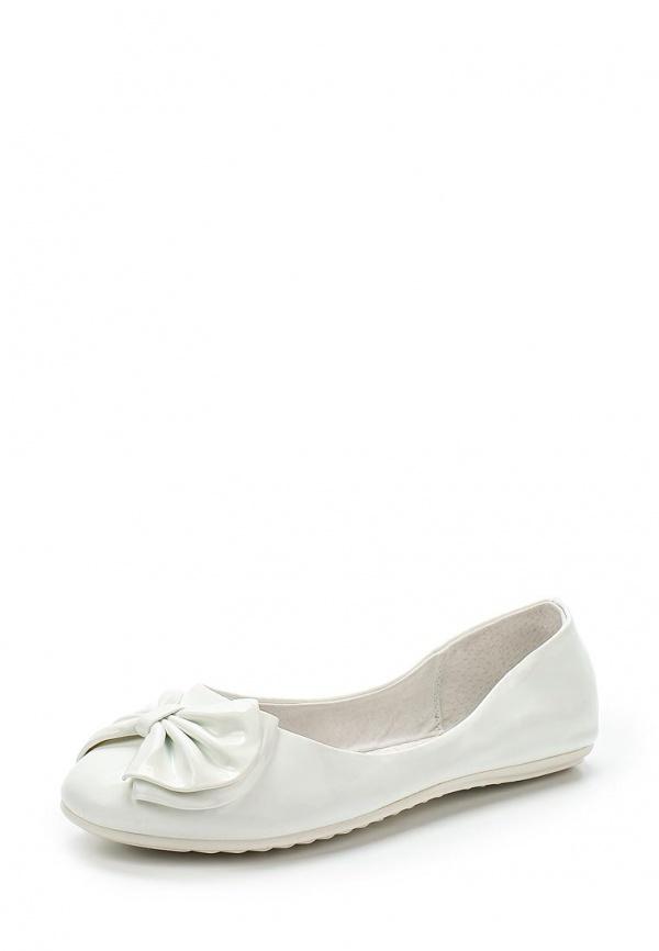 Балетки Dino Ricci Trend 1801-45-01 белые