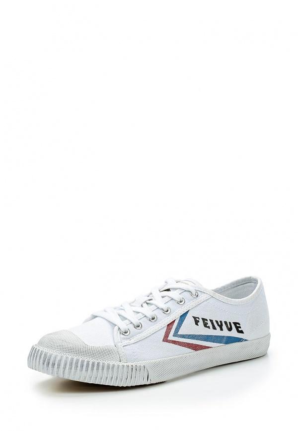 Кеды Feiyue 0234-0681 белые