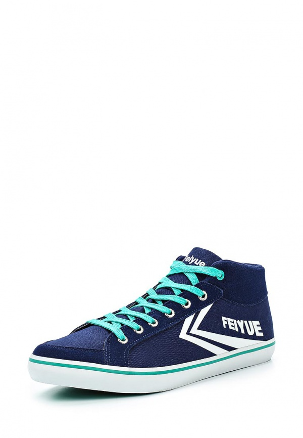 Кеды Feiyue 0040-0499 синие