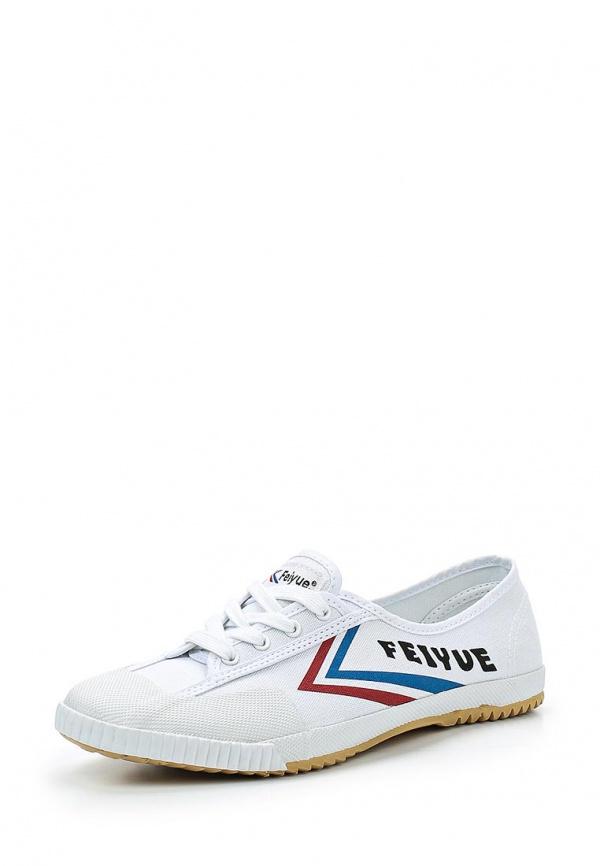 Кеды Feiyue 0015-0662 белые