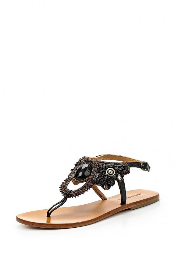 Сандалии Les Tropeziennes JILSA-2997 чёрные