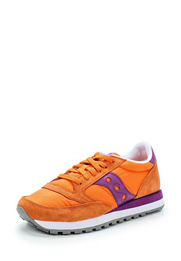 Кроссовки Saucony 1044 оранжевые