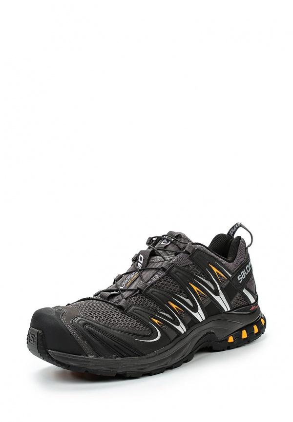 Кроссовки Salomon L36236900 чёрные