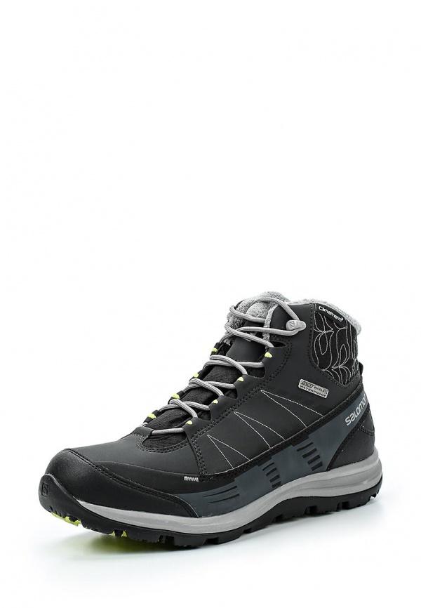 Ботинки Salomon L36680300 чёрные