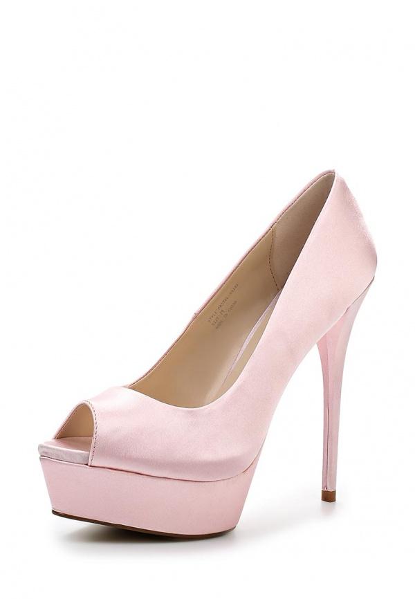 Туфли Camelot PASTEL-SS14S розовые