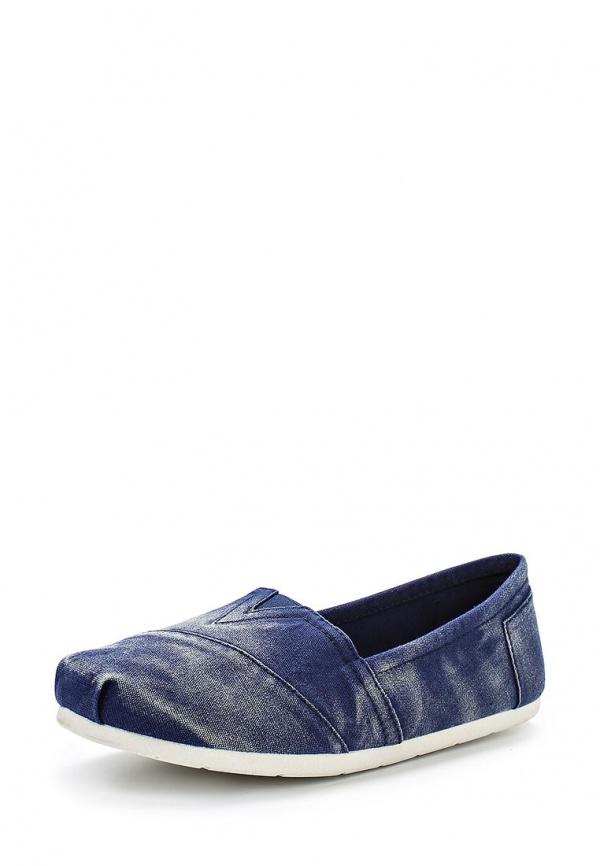 Слипоны Keddo 857818/01-01WV синие