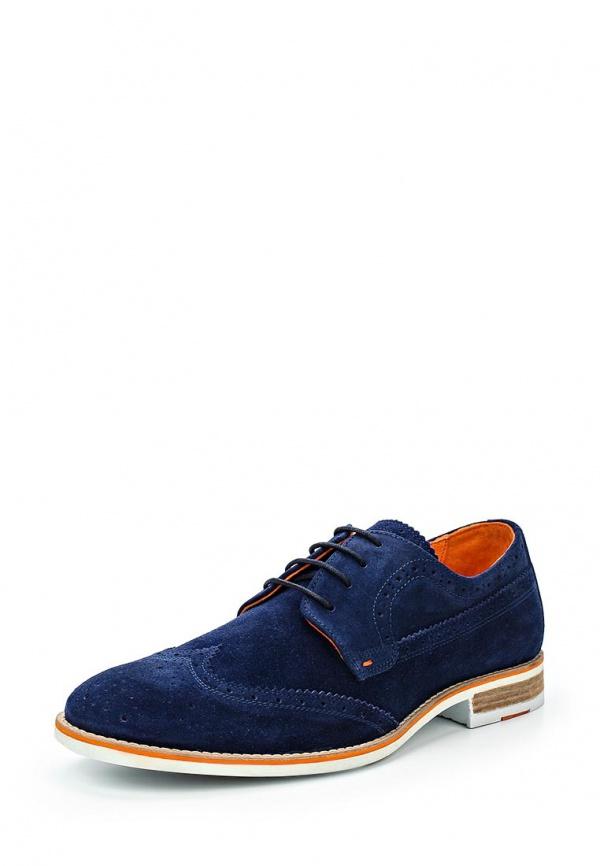Туфли Ambitious 4408A синие