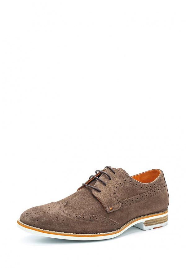 Туфли Ambitious 4408A коричневые