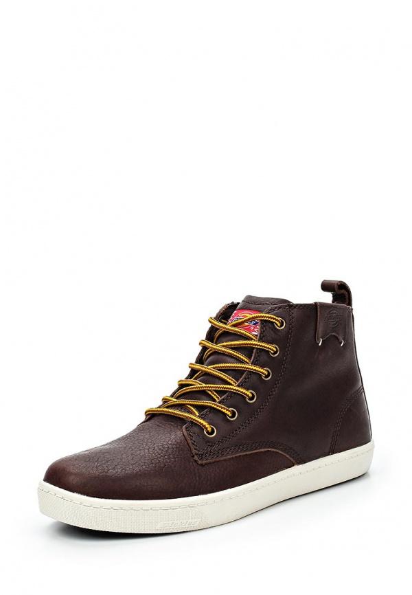 Ботинки Dickies dck30-360001 коричневые
