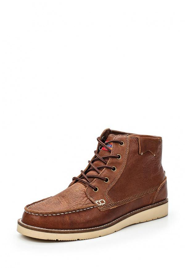 Ботинки Dickies dck30-360501 коричневые