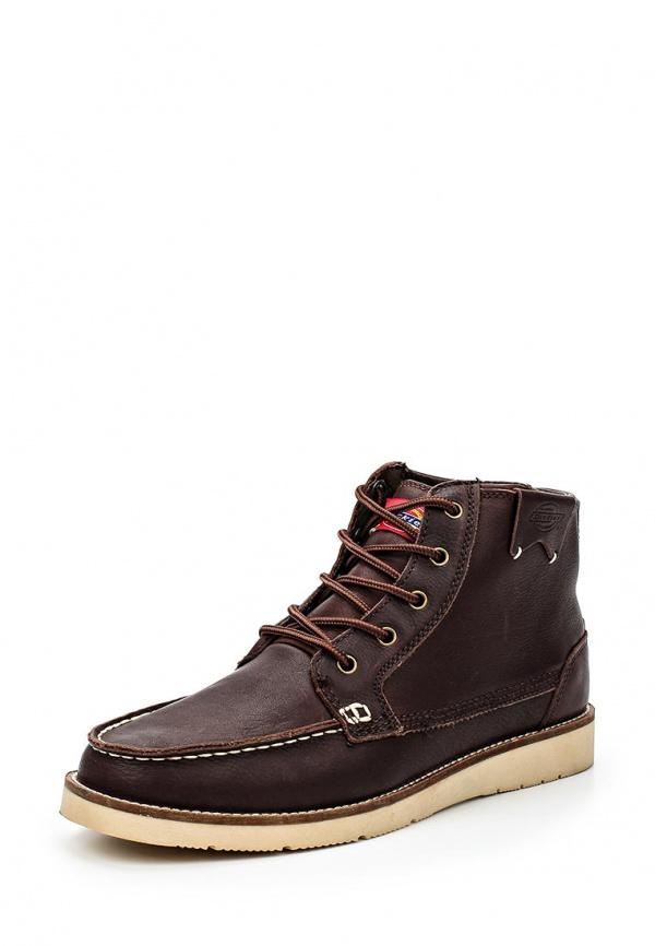 Ботинки Dickies dck30-360503 коричневые