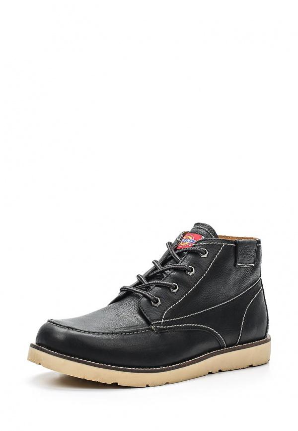 Ботинки Dickies dck30-370003 чёрные