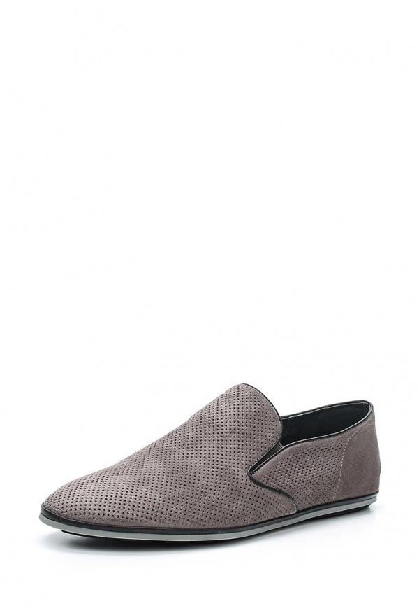 Туфли Just Couture 296-2-1 серые