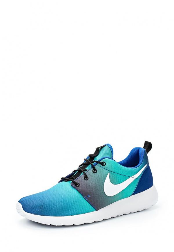 Кроссовки Nike 655206-414 синие