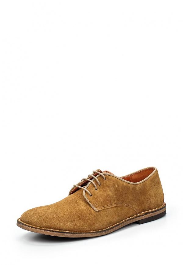 Туфли Overstate SONY100.13 коричневые