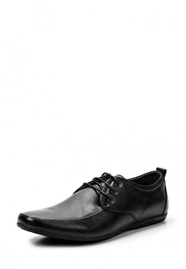 Туфли Stesso 604-00F1V-3A чёрные