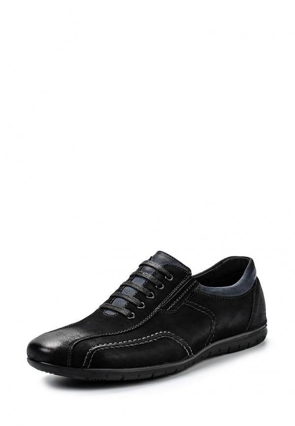 Кроссовки Stesso 604-00F2N-3A чёрные