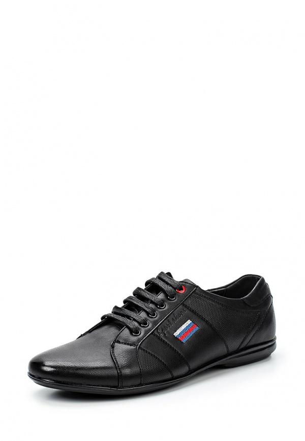 Кроссовки Stesso 604-00F4N-3A чёрные