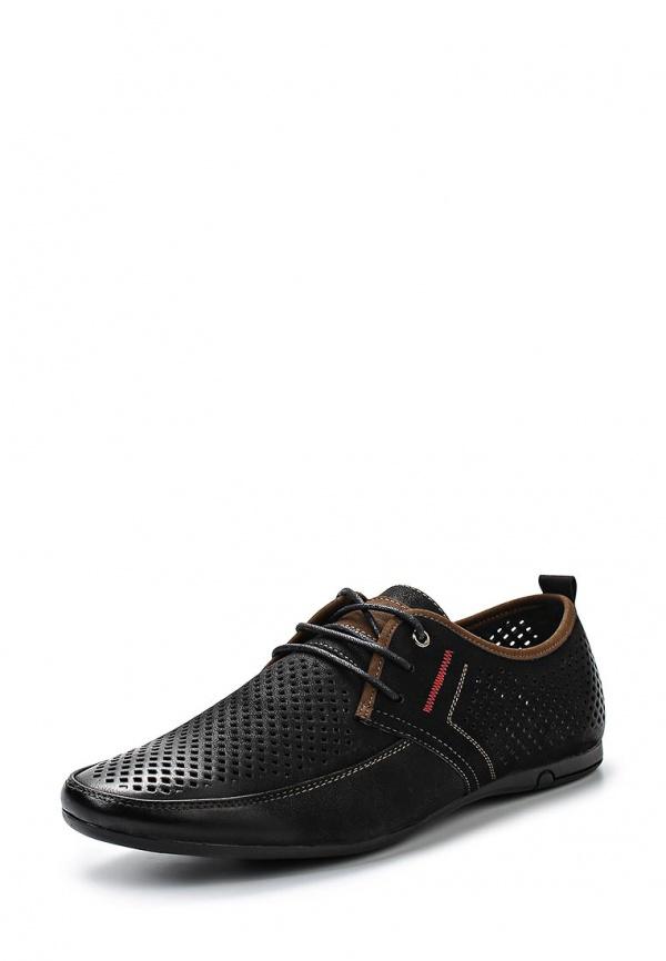 Туфли Stesso 619-00G2i-3A чёрные