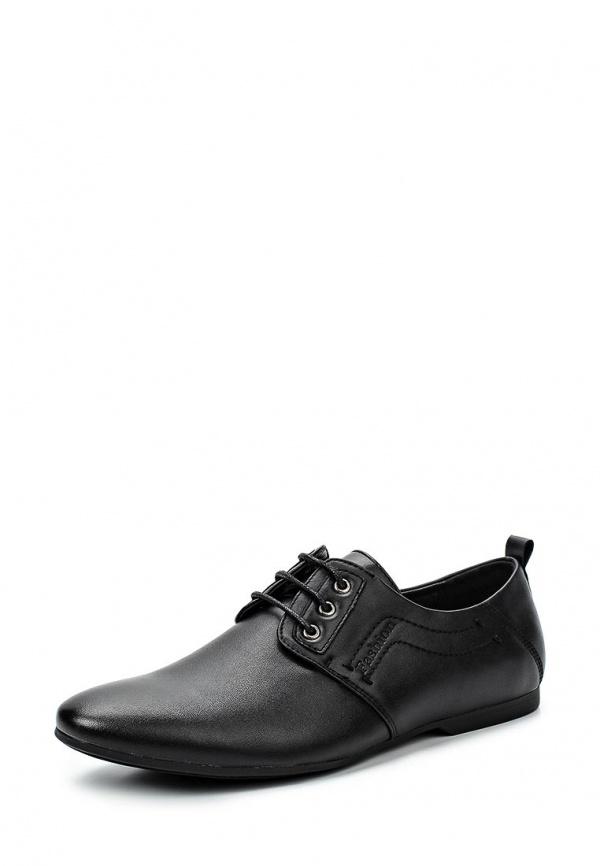 Туфли Stesso 619-00G34-3A чёрные