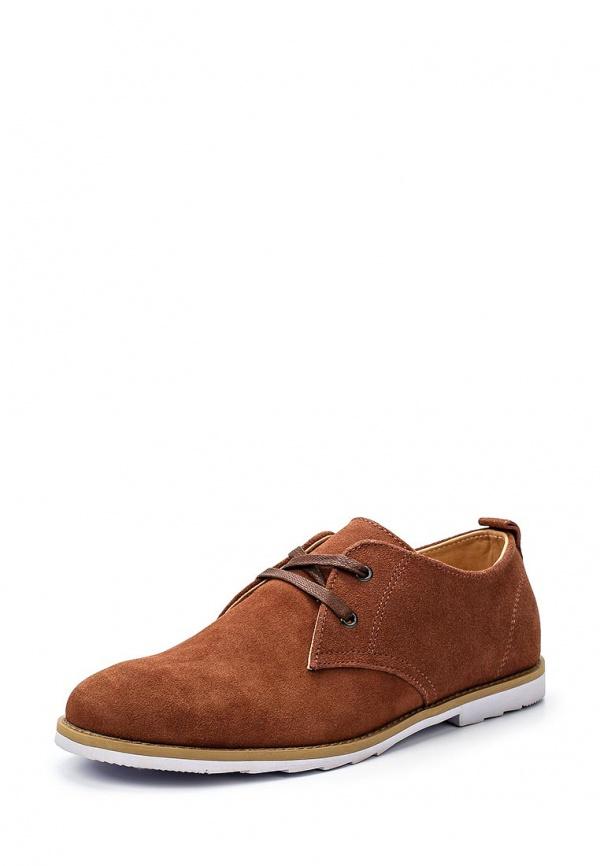 Туфли Dodgio 623-00EHC-3C коричневые