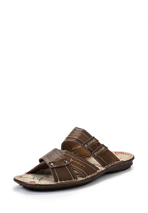 Сабо Stesso 625-009M0-3A коричневые