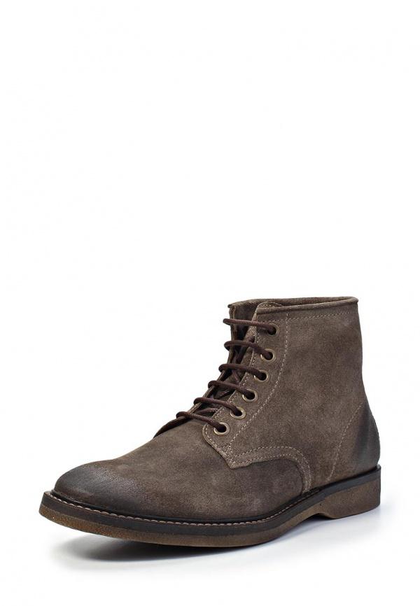 Ботинки Buffalo ES 30161 серые
