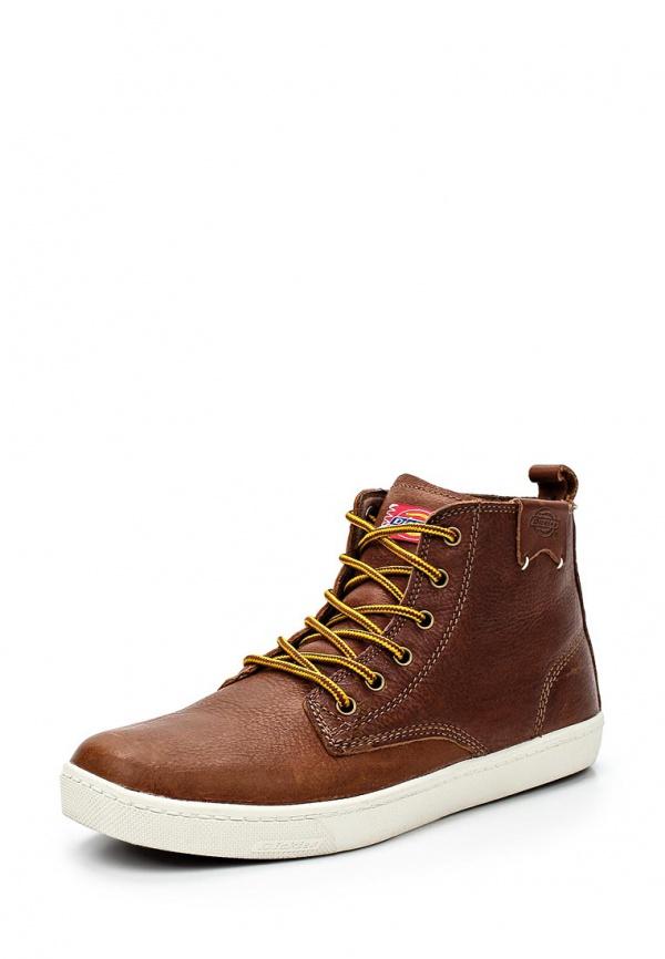 Ботинки Dickies dck30-360002 коричневые