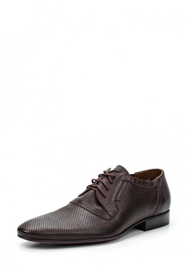Туфли Domeno 2571 коричневые