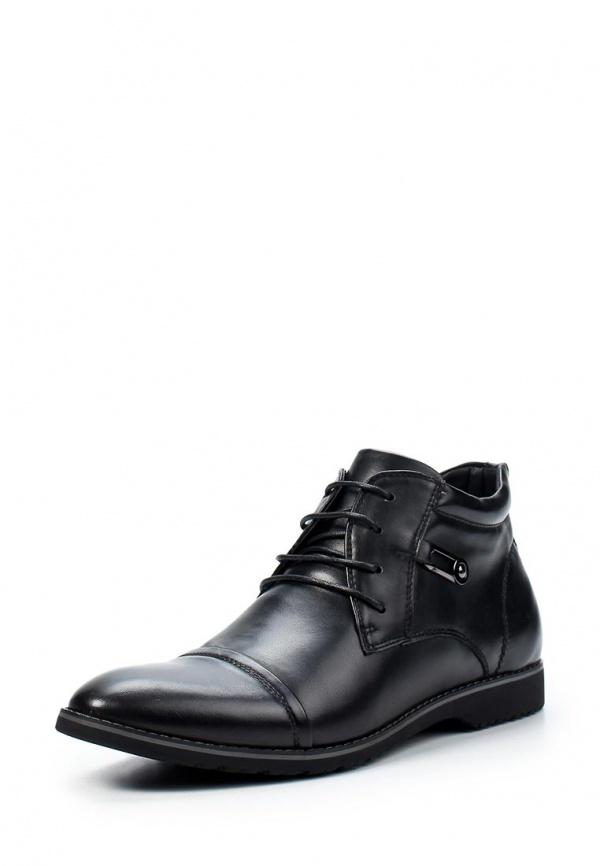 Ботинки классические McCrain BL013-1 чёрные