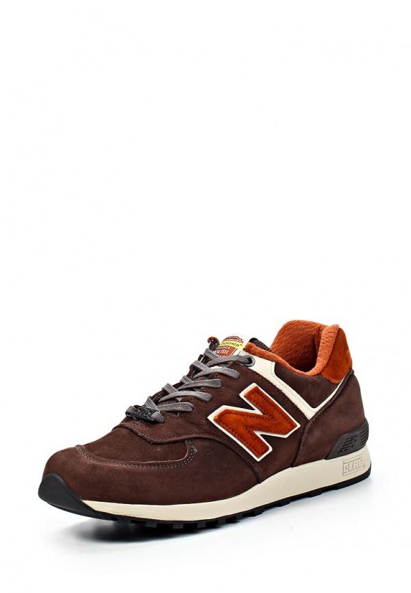 Кроссовки New Balance M576TBR коричневые