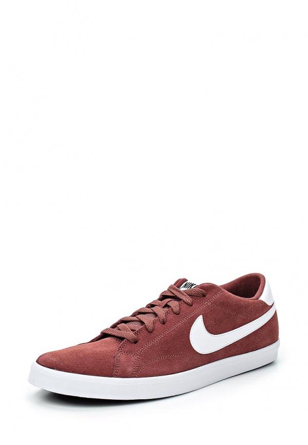 Кеды Nike 555244-219 бордовые