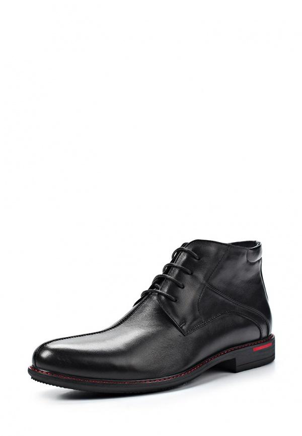 Ботинки Terra Impossa 100503/OC чёрные