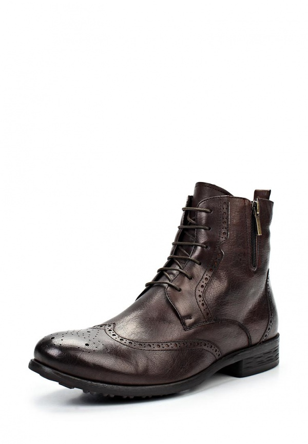 Ботинки Vitacci M17512 коричневые