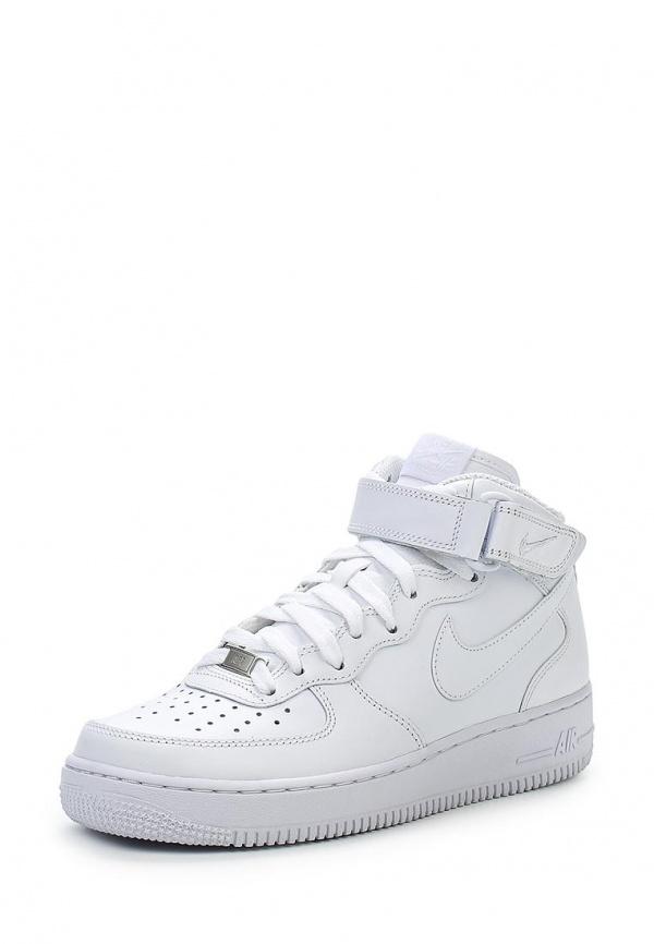 Кеды Nike 315123-1 белые