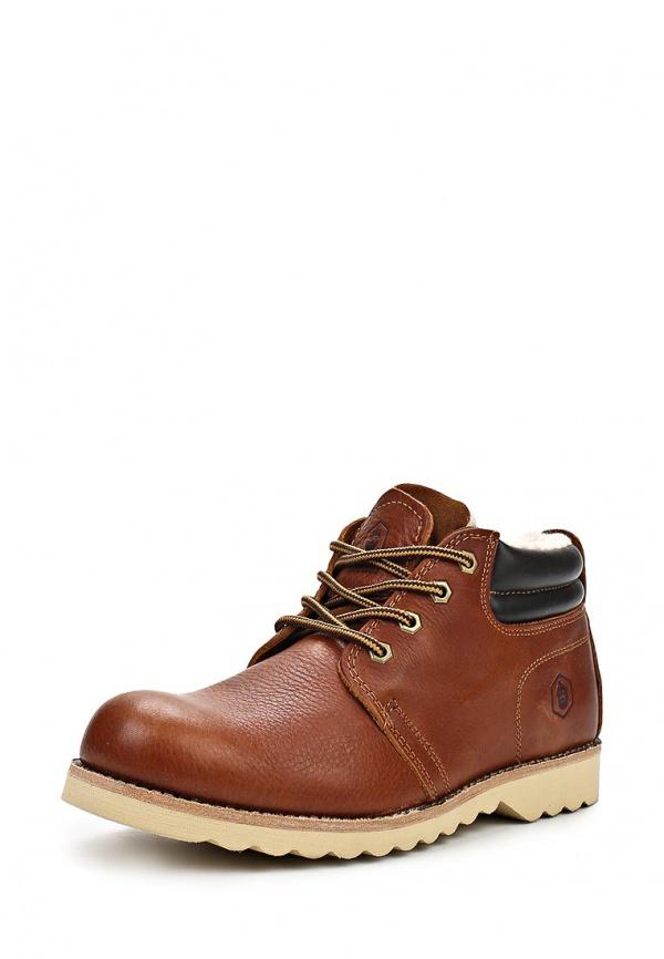 Ботинки Jack Porter Jack TW587-04M коричневые