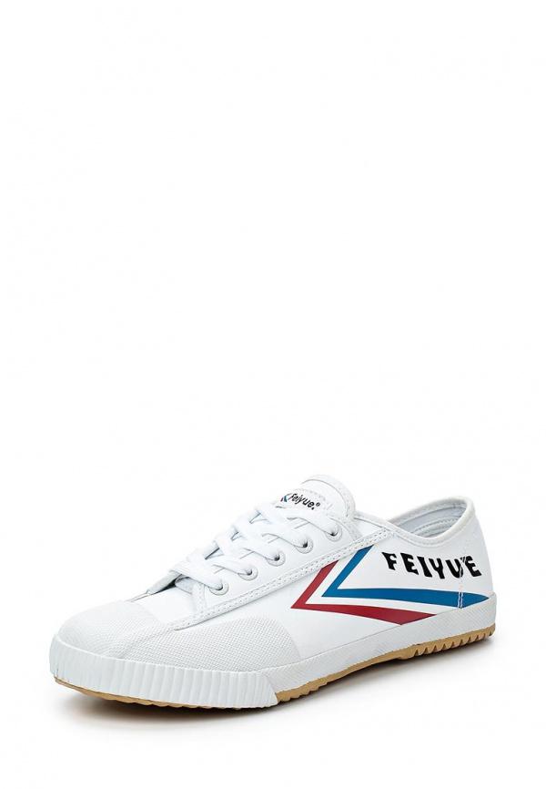 Кеды Feiyue 0027-0607 белые