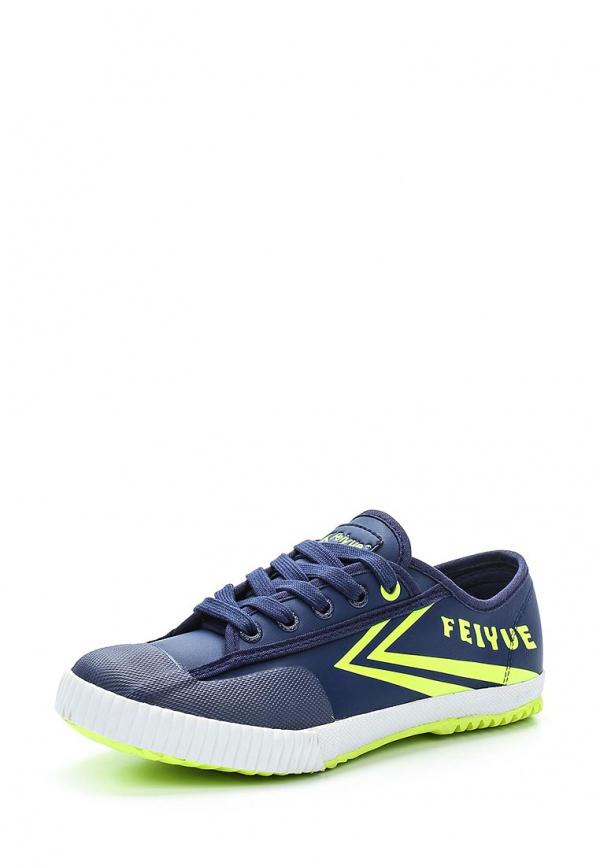 Кроссовки Feiyue 0013-0593 синие
